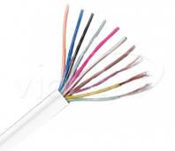 Сигнальный кабель 10*0,22 (продажа от 5 метров) не экранированный