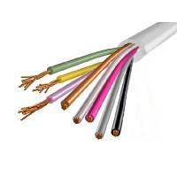 Сигнальный кабель Аlarm cable 8x0.22 (продажа от 5 метров) не экранированный