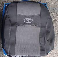 Автомобильные чехлы на сидения PREMIUM DAEWOO LANOS sedan 1997г… з/сп 1/3 2/3;4подгол.