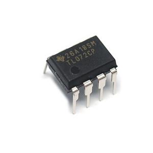 Микросхема TL072CP TL072  DIP8