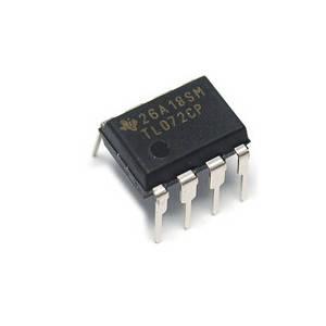 Микросхема TL072CP TL072  DIP8 , фото 2