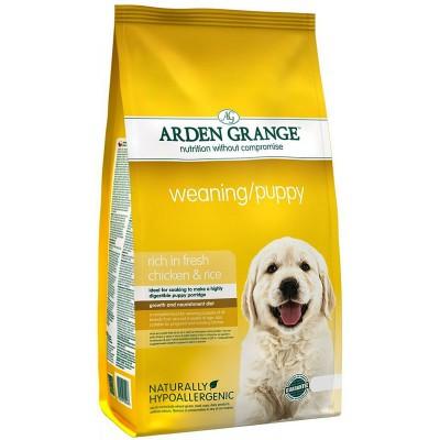Arden Grange Weaning/Puppy 2 кг – корм для щенков и кормящих сук