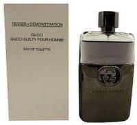 Тестер Guilty Pour Homme Gucci  100 мл для мужчин