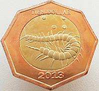 Остров Синт-Эстатиус 10 долларов 2013