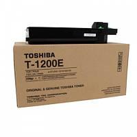 Тонер T-1200 для TOSHIBA  E-Studio 12/ 15/ 120/ 150/ 6B000000085