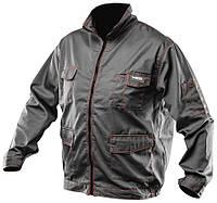 Куртка рабочая NEO Tools 245 г/м2, pазмер L/52 81-410-L (81-410-L)