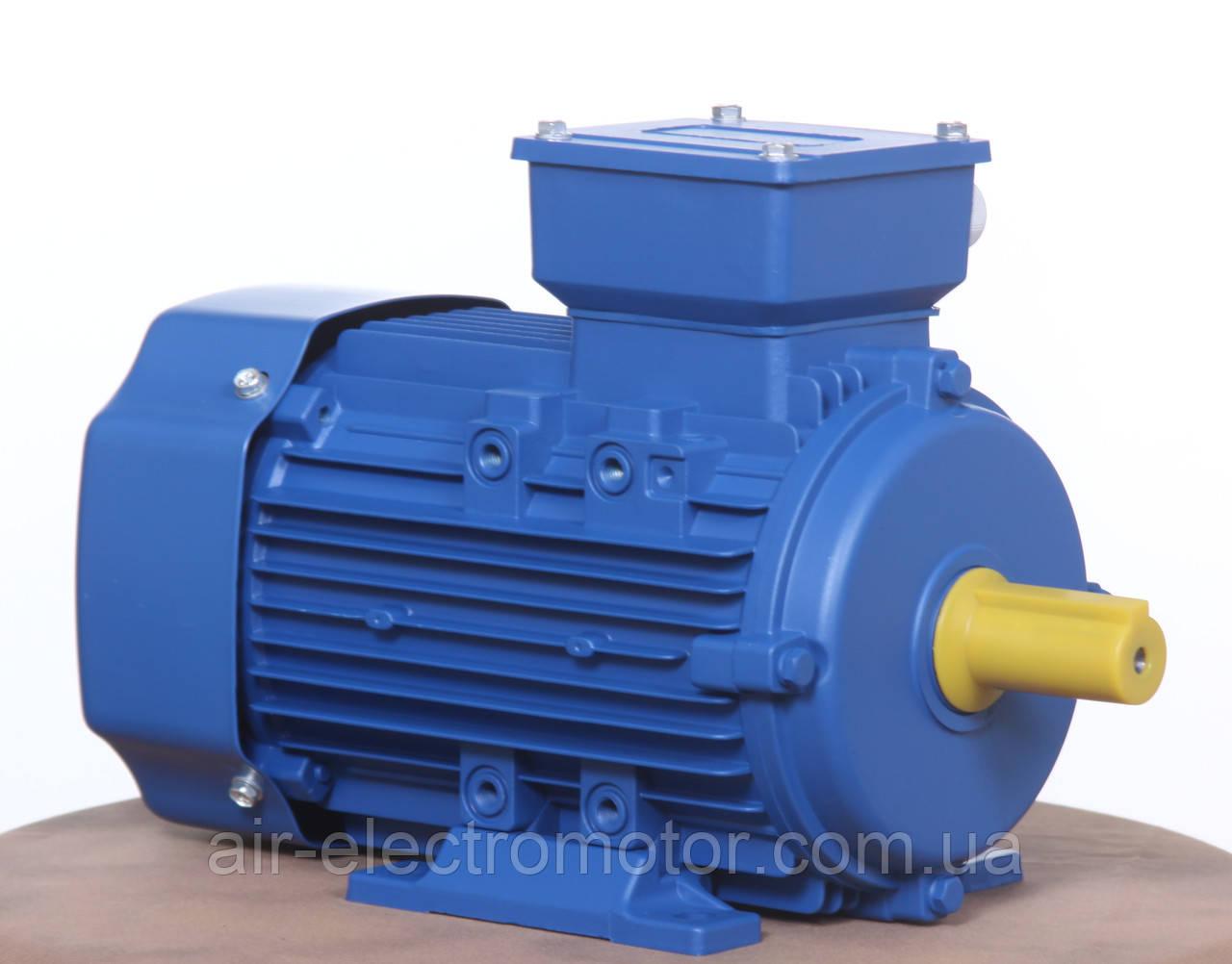 Электродвигатель АИР63В4 - 0,37кВт/ 1500 об/мин