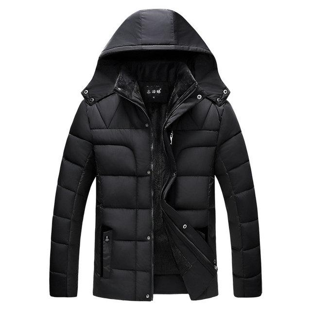 Мужская зимняя куртка СС7841