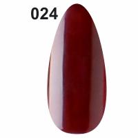 Гель-лак Christian №024 вишня в шоколаде , 7 мл
