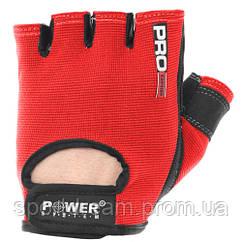 Атлетические перчатки Power System PS-2250 PRO GRIP  последний размер М