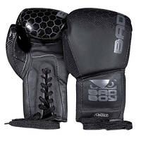 Перчатки боксерские Bad Boy Legacy 2.0 Lace Up Black 10ун. 240034