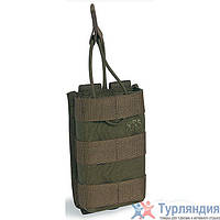 Подсумок для магазина М4 Tasmanian Tiger SGL Mag Pouch Bel M4 cub/khaki/olive Оливковый