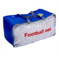 Сетка на ворота футбольные тренировочная узловая 2 шт C-5644