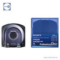 Оптический диск двухслойный Sony PFD-50DLA для видеокамер XDCAM