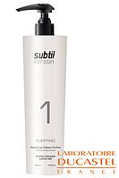 Шампунь для очищения с кератином без сульфатов DUCASTEL Subtil Keratin Purifying 1 500 мл