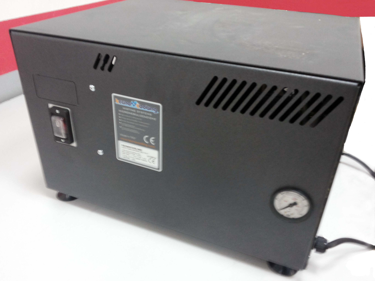 Насос 1 I/min EVOLUTION Tecnocooling 70 Bar (8-12 форсунок 0,20 мм)