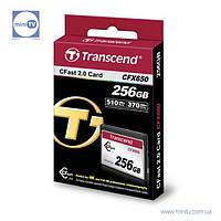 Карта памяти CFast 2.0 Transcend CFX650 - 256GB