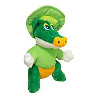 Мягкая игрушка Крокодил в шапке