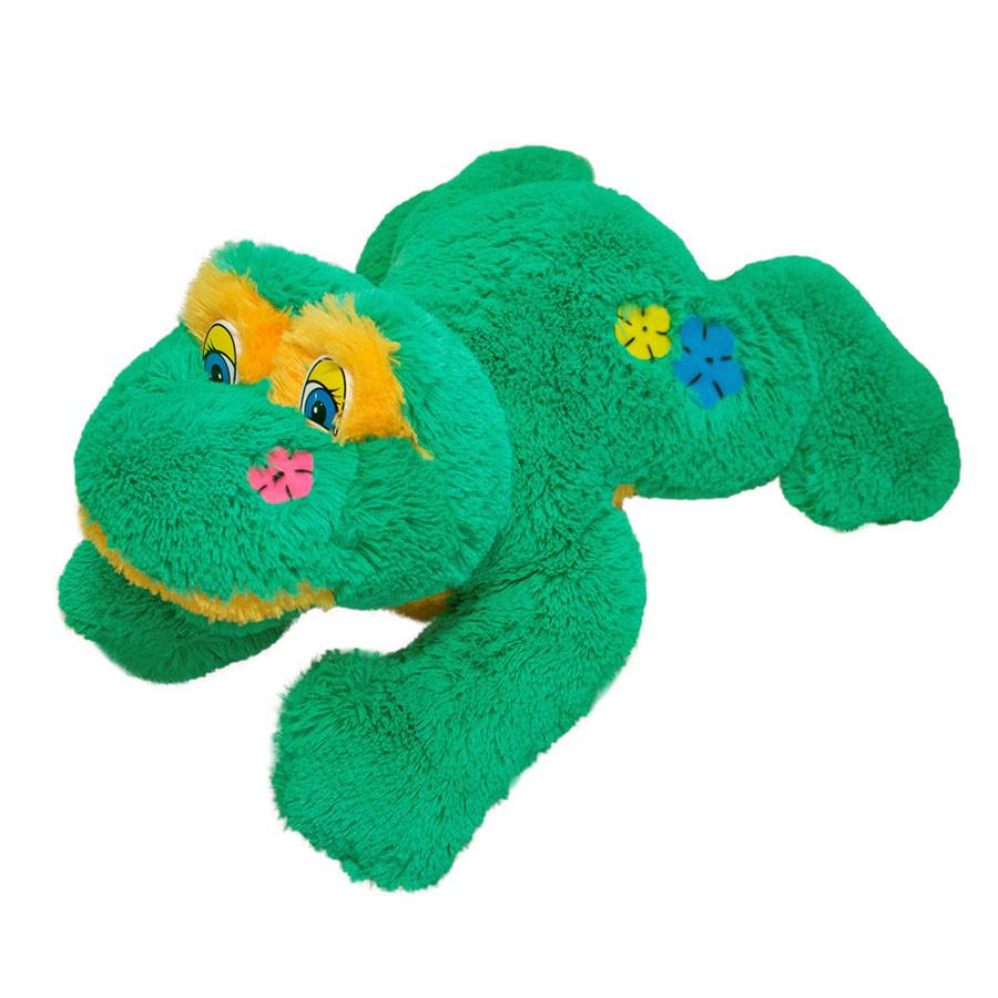 М'яка іграшка Zolushka Жаба велика 70см (078)