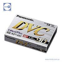 Видеокассета miniDV Panasonic AY-DVM60EF