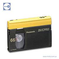 Видеокассета DVC PRO Panasonic AJ-P66MP