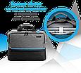 """Сумка для ноутбука Promate Ascend-MB 15.6"""" Grey, фото 5"""