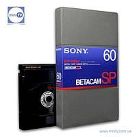 Видеокассета Betacam SP Sony BCT-60MLA