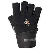 Перчатки с обмоткой запястья Power System FP-04 S2 PRO черный
