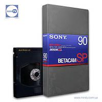 Видеокассета Betacam SP Sony BCT-90MLA