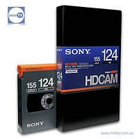 Видеокассета HDCAM Sony BCT-124HDL
