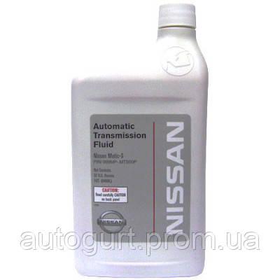 Nissan Matic Fluid - S (США) (0,946 л.)
