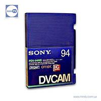 Видеокассета DVCAM Sony PDV-94ME
