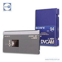 Видеокассета DVCAM Sony PDV-94N