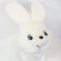 Дитяча маскарадна шапочка Zolushka заєць (234)