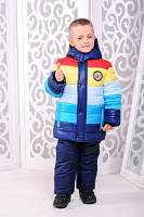 Куртка «Радуга» для мальчика Manifik Украина