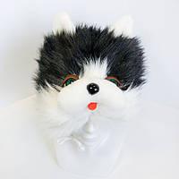 Дитяча маскарадна шапочка Zolushka кіт чорний (235-3)