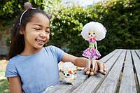 Кукла-овечка Энчатималс Лорна Лэмб с питомцем  Enchantimals Lorna Lamb