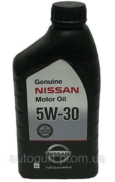 Nissan Motor Oil 5W30 (США) (0,946 л.)