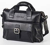 Практичная кожаная  сумка FC 313
