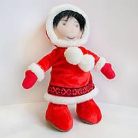 Мягкая игрушка Снегурочка