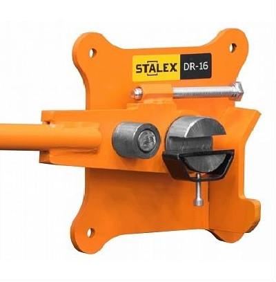 Верстат для гнуття арматури ручний STALEX DR-16