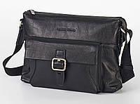Модная сумка мужская кожаная (натуральная кожа) FC 3131
