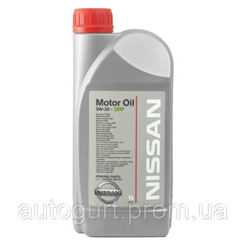 Nissan Motor Oil C4 (DPF) 5W30 (1 л.)