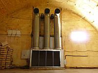 Воздухосмешивающий агрегат (Активная вентиляция для хранения овощей)