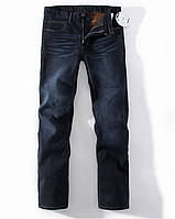 """Модные и стильные утепленные мужские джинсы  от торговой марки  """"ROBERT"""". Отличное качество. Код: КГ2216"""
