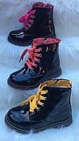 Детские зимние ботинки для девочек оптом Размеры 26-31, фото 1