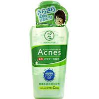Лосьон-тонер с абсорбирующей пудрой для проблемной кожи Mentholatum Acnes Medica