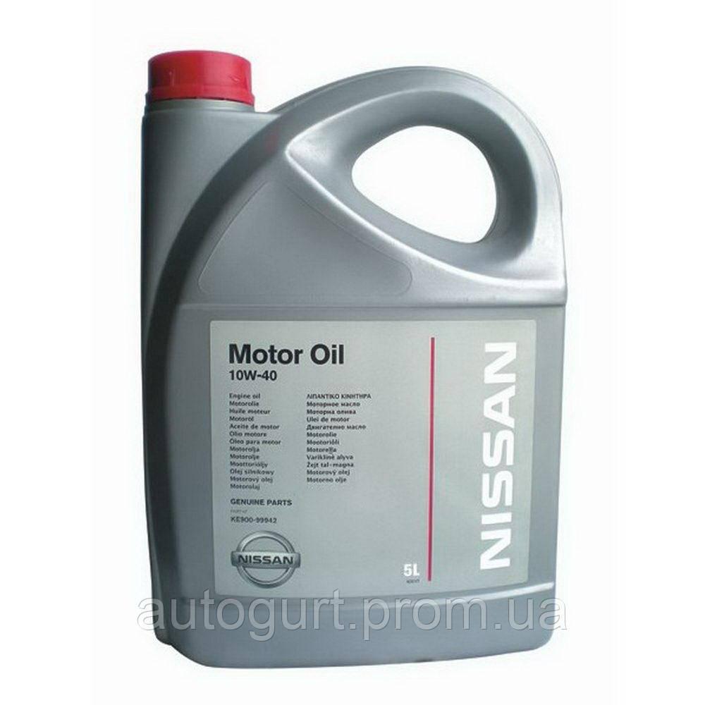 Nissan Motor Oil SL/CF 10W40 (5 л.)