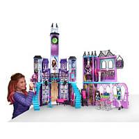 Огромный дом для кукол, замок Школа Монстр Хай Monster High Deluxe High School! Оригинал! Высота 121 см!