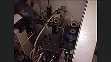 Кромкооблицовочный станок б у SCM Olimpic K201, 2008 г. Торцовка, фрезерование, цикли, полировка, фото 3